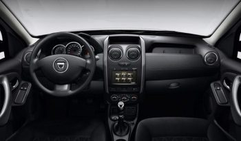 Dacia Duster 2X4 full